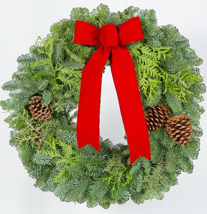 Wreaths for ALMA